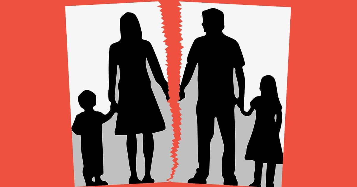 Parent separation and divorce
